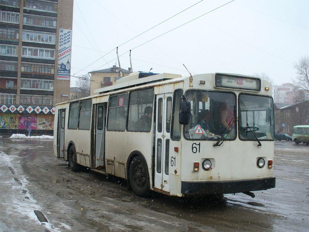 Жители собирают подписи под петицией за спасение троллейбусов в Вологде