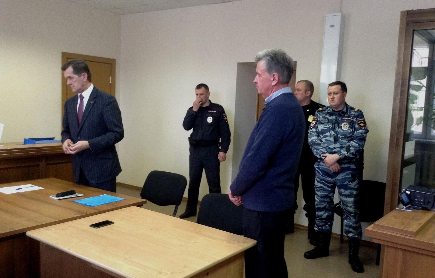 Бывшего замгубернатора Вологодской области приговорили к 3 годам и 10 месяцам колонии