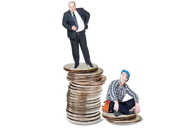 Более половины вологодских компаний недоплачивают своим работникам
