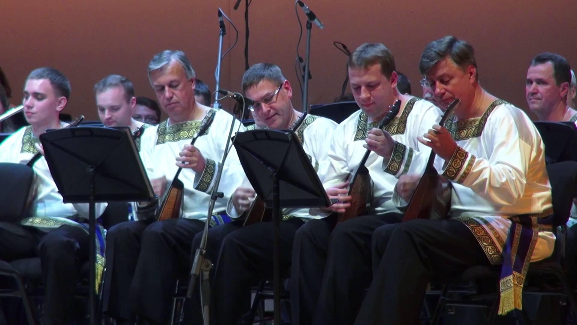 Вологодский оркестр исполнит на народных инструментах песни групп «Nirvana», «Metallica» и «ABBA»