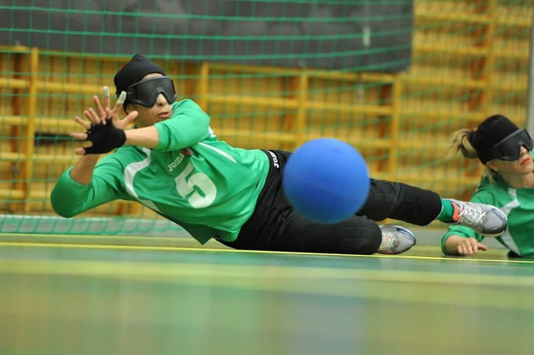 Сборная России выиграла международный турнир по голболу