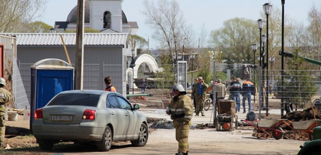 Следователи предъявили обвинение по делу о взрыве в череповецком Парке Победы