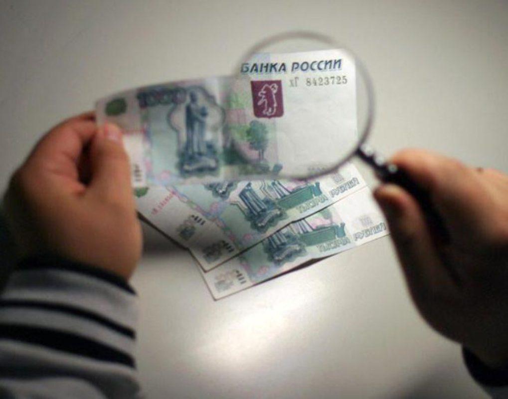 Сбытчика фальшивок задержали вологодские полицейские