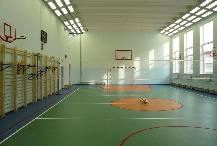 В 20 сельских школах Вологодской области к сентябрю должны отремонтировать спортзалы