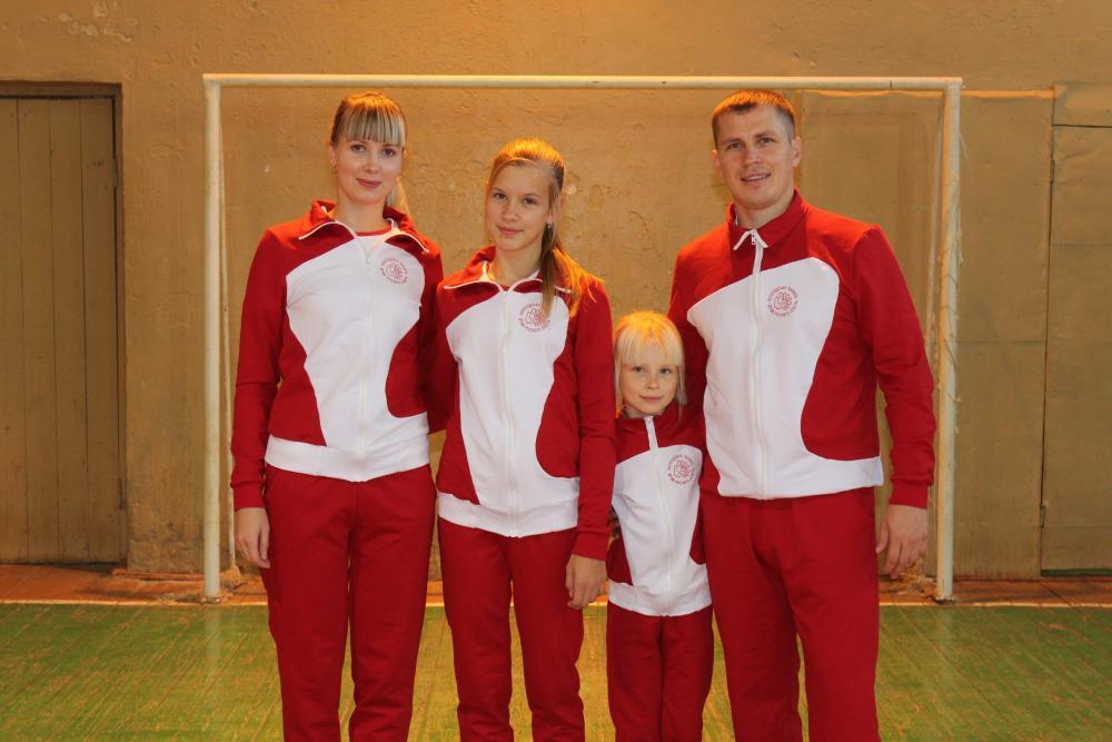 Семья из Вохтоги признана самой спортивной в России