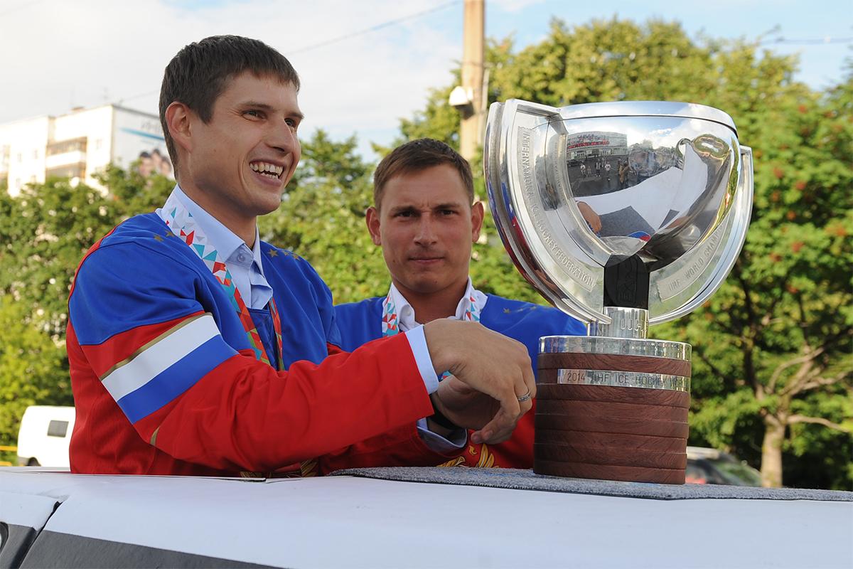 Два воспитанника череповецкого хоккея могут сыграть на Чемпионате мира по хоккею