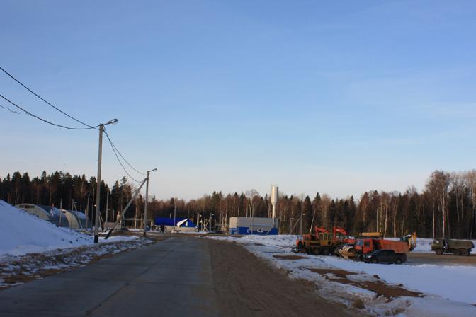 Полигон-долгострой в Пасынково готов принимать мусор с 2017 года