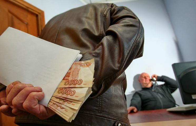 В Вологде подполковник полиции задержан с поличным за взятку