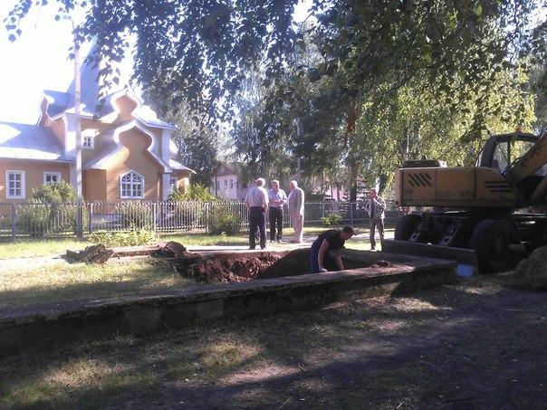 В Кадуе деньги на строительство фонтанов решили собрать с жителей и бизнеса