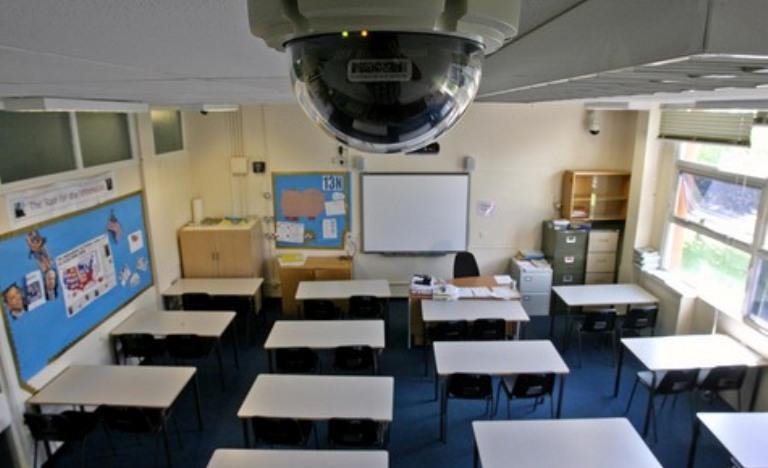 Видеокамерами оборудованы менее половины школ Вологодской области
