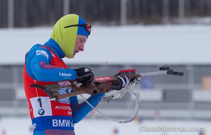 Сборная России с Максимом Цветковым осталась без медалей в эстафетных гонках