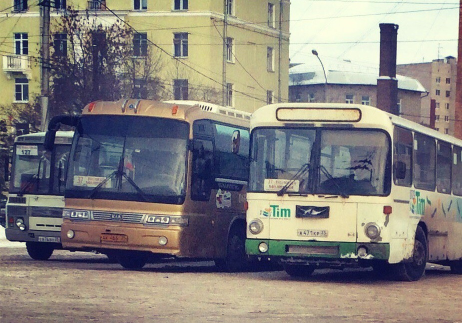 Срывы рейсов автобуса № 37 «Вологда-Молочное»: кто виноват и что делать?