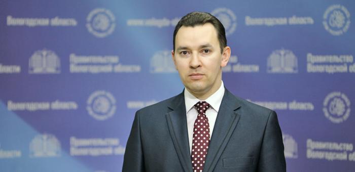 Новым начальником департамента сельского хозяйства Вологодской области назначен Сергей Поромонов