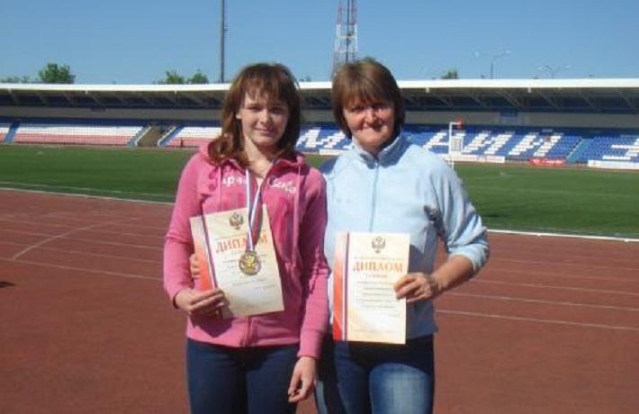 Череповецкая спортсменка завоевала золото и серебро на Специальной олимпиаде