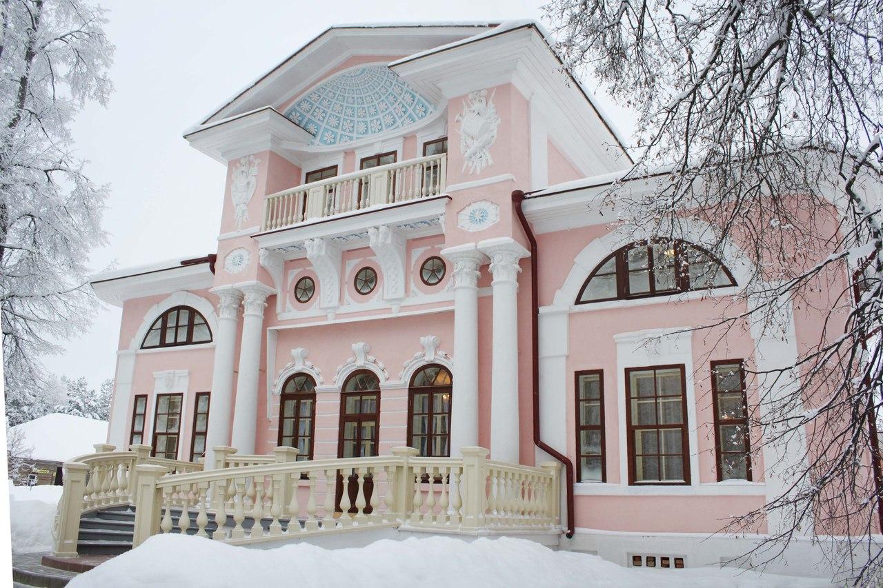 Посетители усадьбы Брянчаниновых смогут сыграть героев пьесы Чехова
