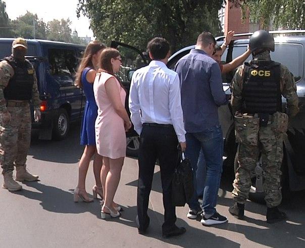 ФСБ задержала в Вологде члена Общественной палаты РФ Ханчаляна