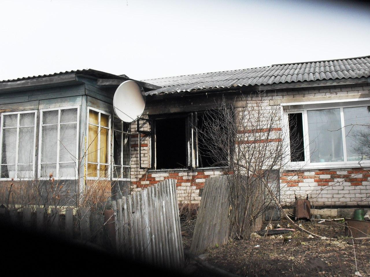 В Тарногском Городке на пожаре погибли двухлетняя девочка и ее мать