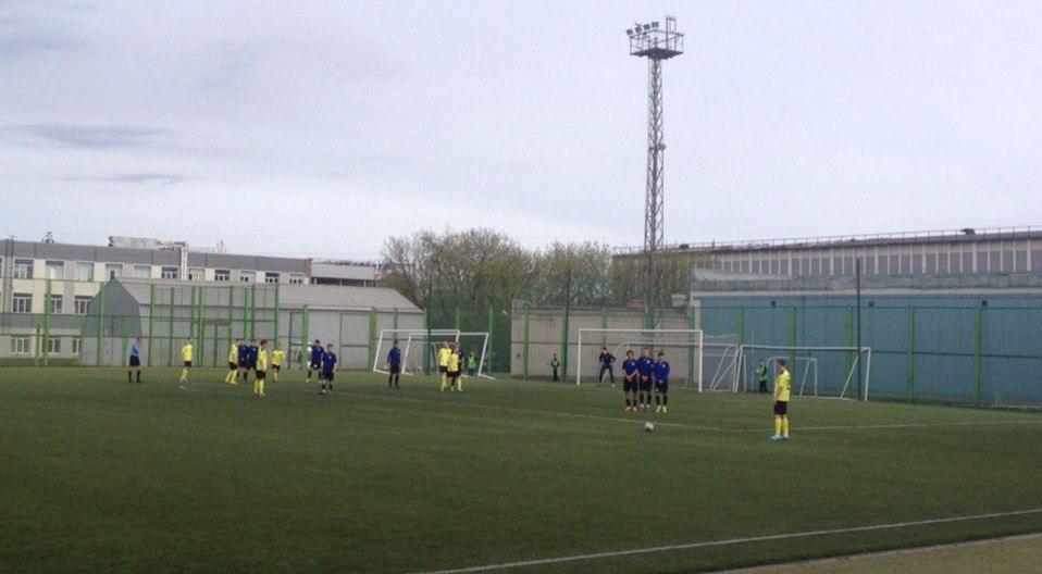Футбольный клуб «Череповец» прошел в полуфинал «Золотого кольца»