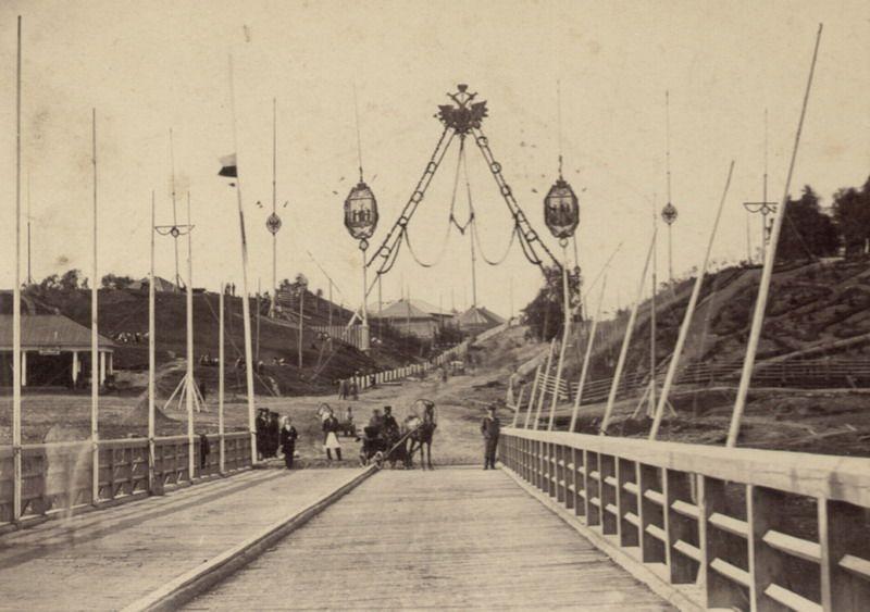 Архивные фото Череповца с 1873 года выложили в интернете