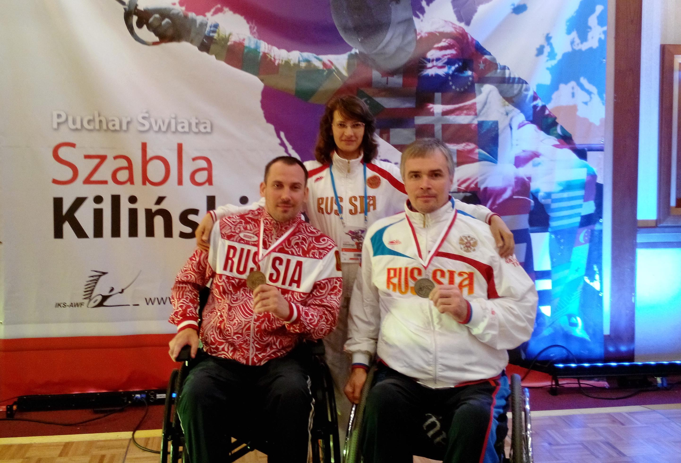 Вологодские спортсмены претендуют на участие в Паралимпийских Играх 2016 года