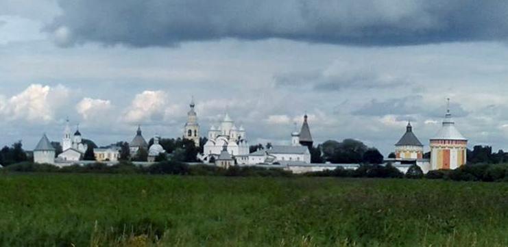 В Вологде появилось новое достопримечательное место: Покровская слобода