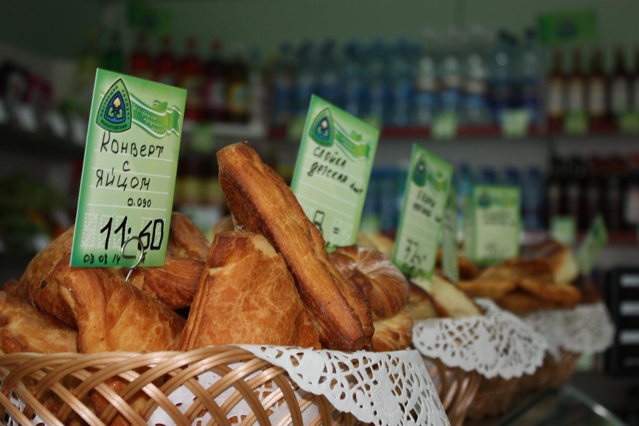 Глава Вологды рекомендовал заполнить половину полок магазинов местными продуктами