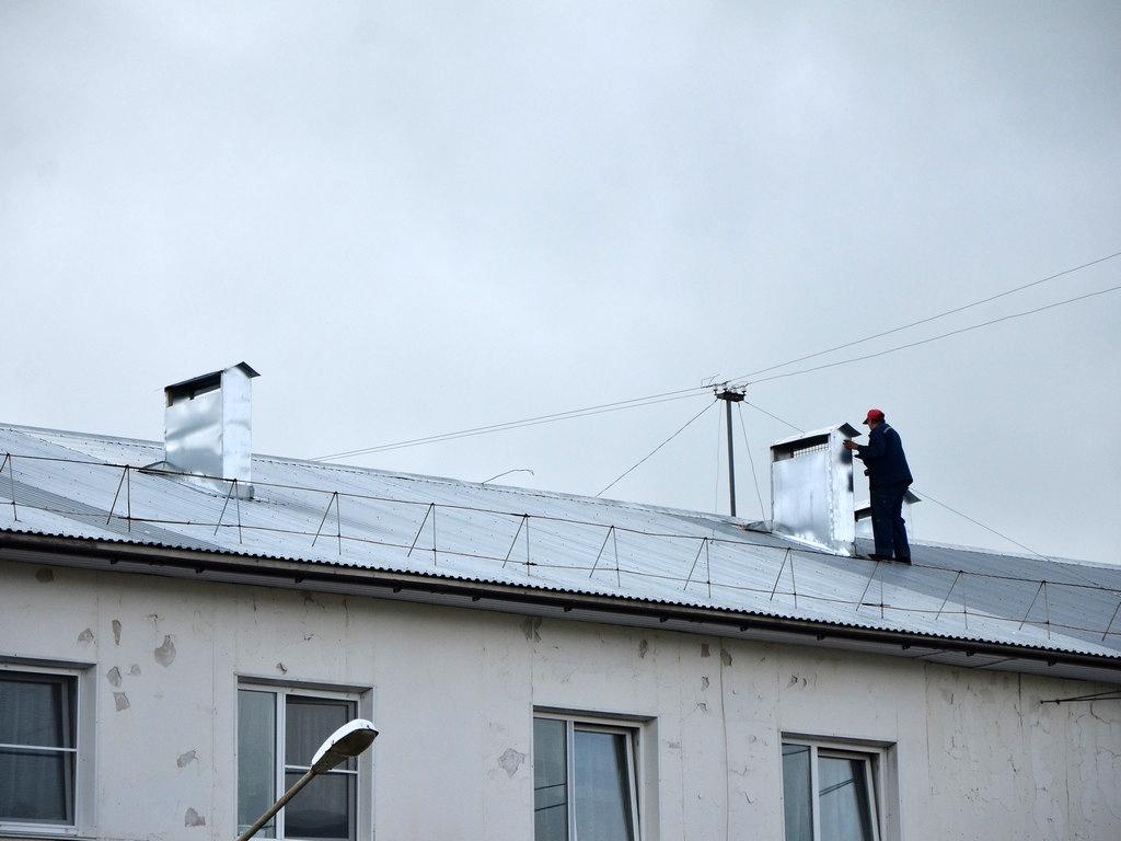 Дома на Колхозной в Вологде отремонтируют к августу