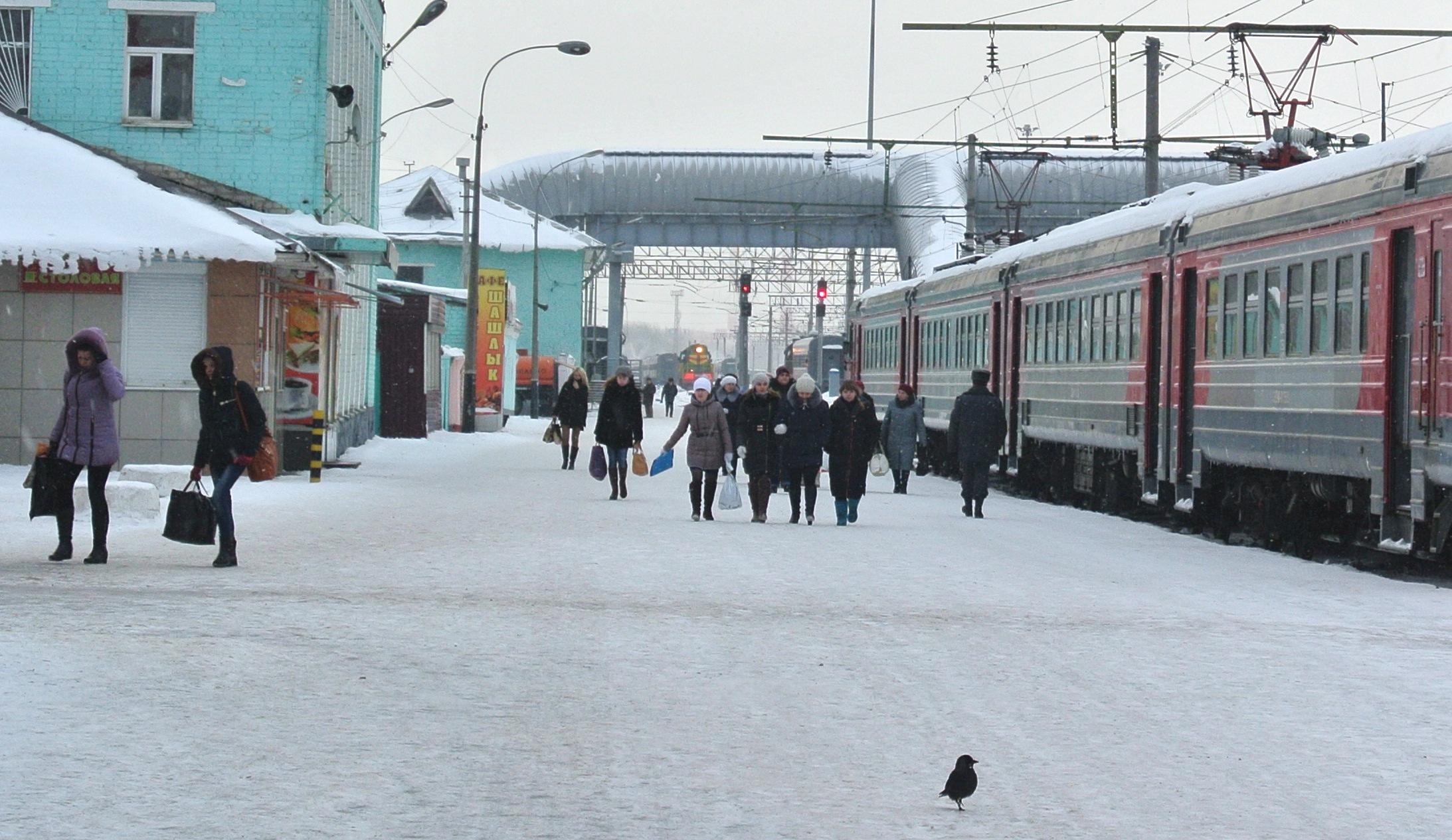 С 1 января в Вологодской области подорожают билеты на электрички