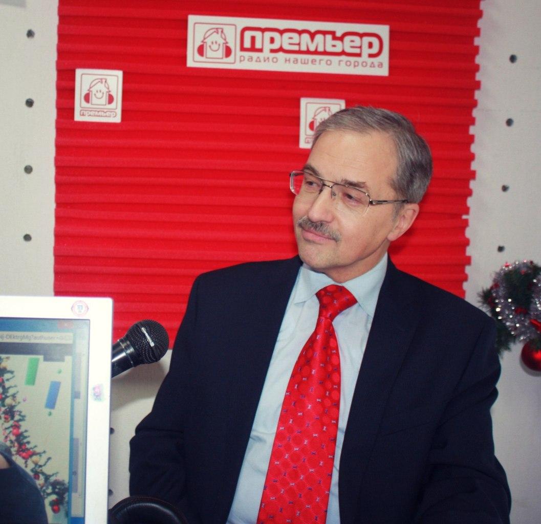 ПОЛИТЛАНЧ на Радио Премьер:  специальный гость Сергей Цыпляев