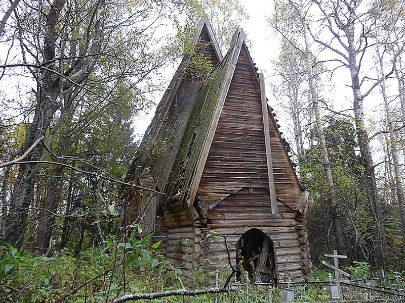 Вологодская область может остаться без уникального храма XVIII века