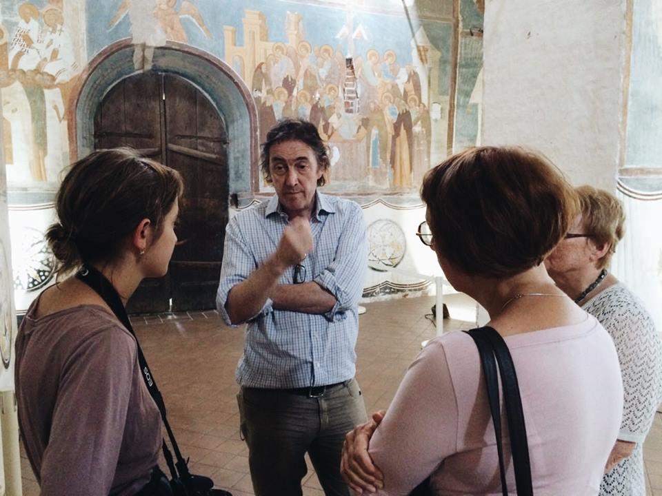 Для оцифровки фресок Дионисия в Ферапонтово ищут местных фотографов