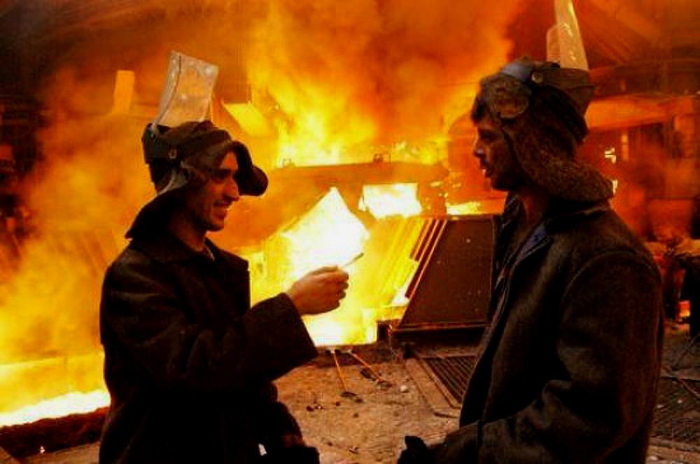 170 пьяных металлургов уволили за полгода с Череповецкого металлургического завода