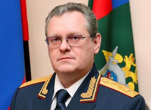 Эдуард Зайнак покинул пост руководителя вологодского СК