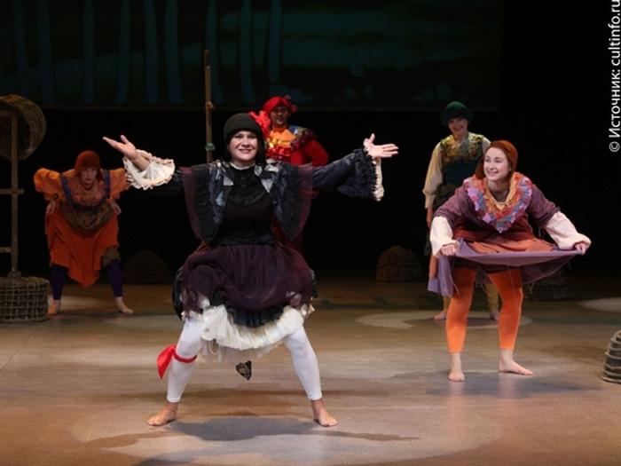 Театральную жизнь Вологды оценили критики