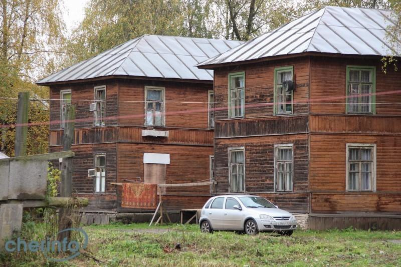 В Череповце нашелся инвестор на расселение старого квартала на Данилова