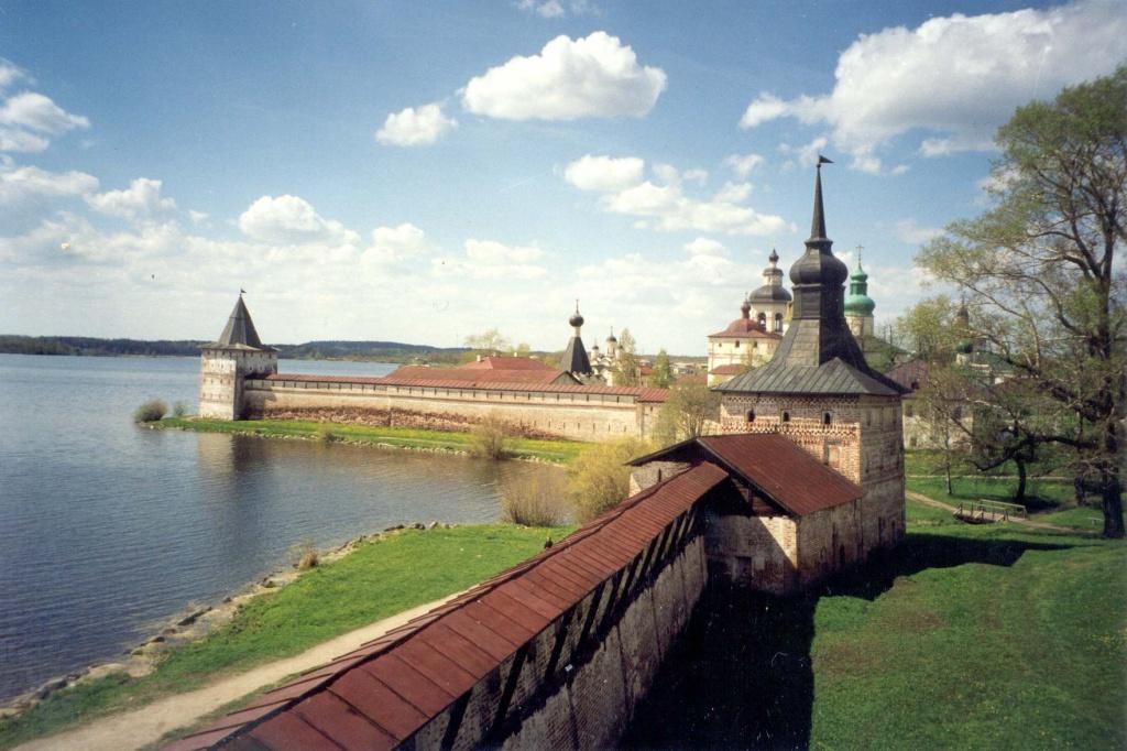 Опоки и Кирилло-Белозерский монастырь хотят включить в список ЮНЕСКО
