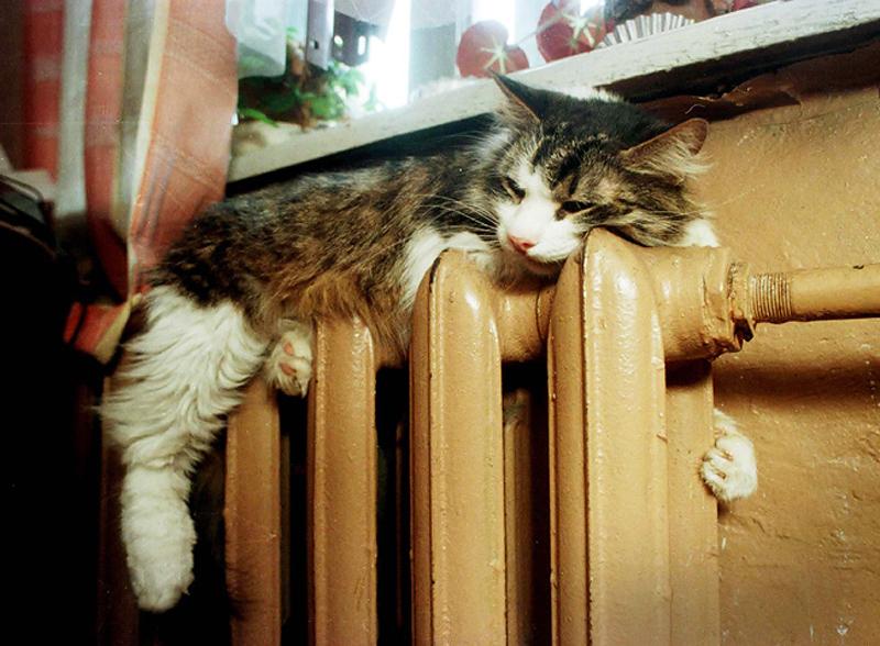 Теплоснабжение в жилых домах Череповца восстановлено