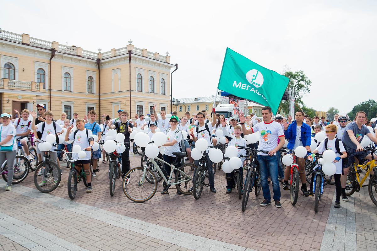 В День города абоненты «МегаФона» в Вологде разговаривали вдвое больше