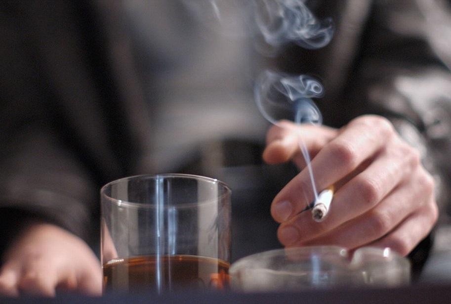 Наркоман убил вологжанку во время пьянки из-за замечания о курении