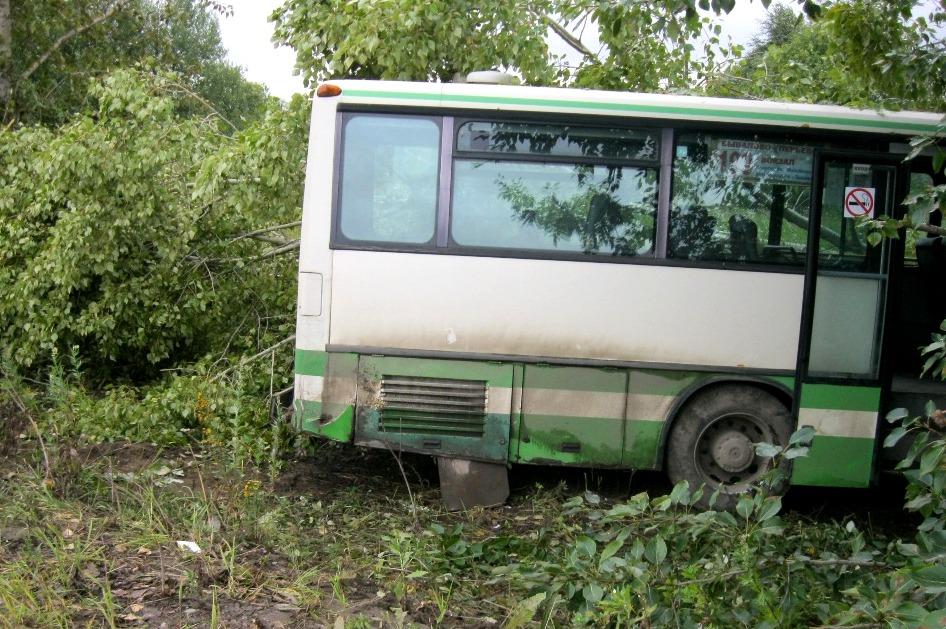 Вологодские следователи начали проверку по факту ДТП с участием пассажирского автобуса