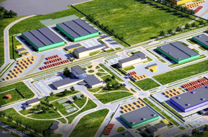 Инвестировать в индустриальный парк «Череповец» будет вологодская фирма