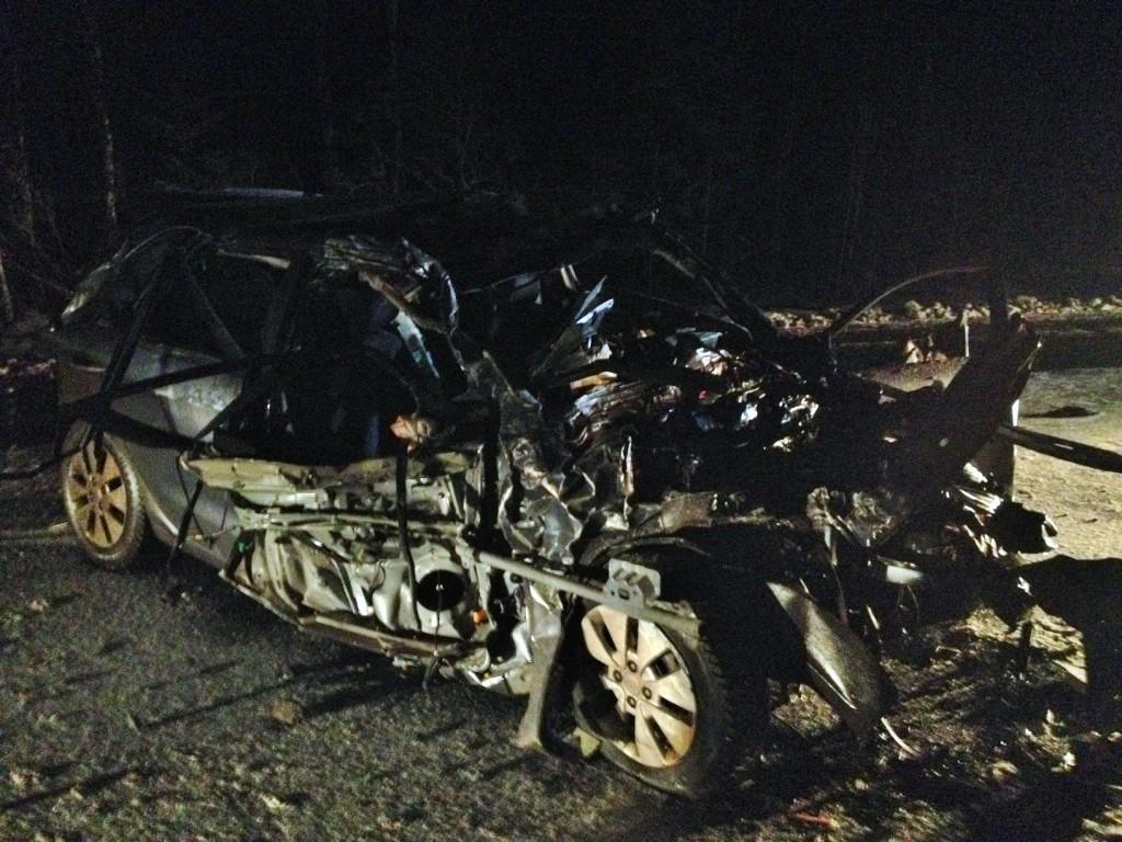 В столкновении нескольких иномарок и грузовика в Череповецком районе погибли три человека