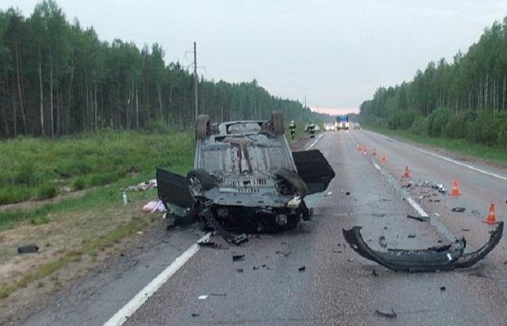 В ДТП в Бабушкинском районе погиб водитель без прав