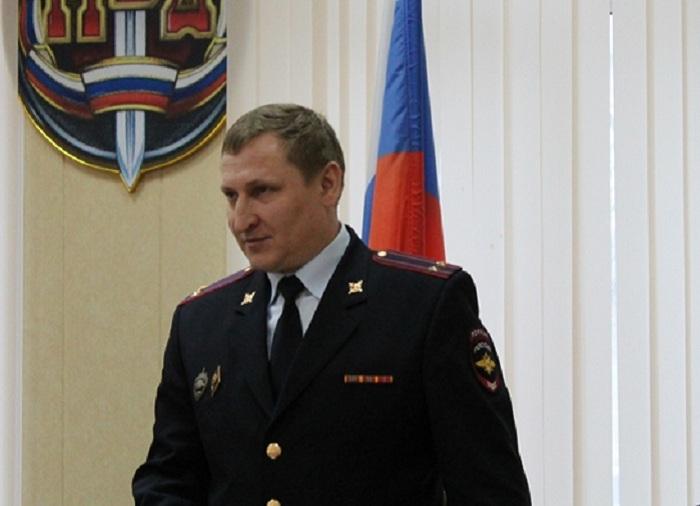 Начальником УМВД России по Вологде назначен подполковник полиции Сергей Головкин