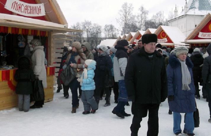Масленица в Вологде: программа праздника