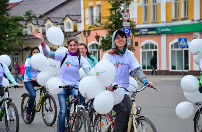 Велопробег «Мы любим Вологду» пройдет при поддержке «МегаФона»