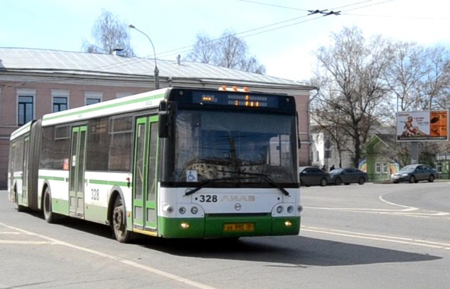 По Вологде продолжают ездить автобусы ПАТП-1, подлежащие изъятию по суду