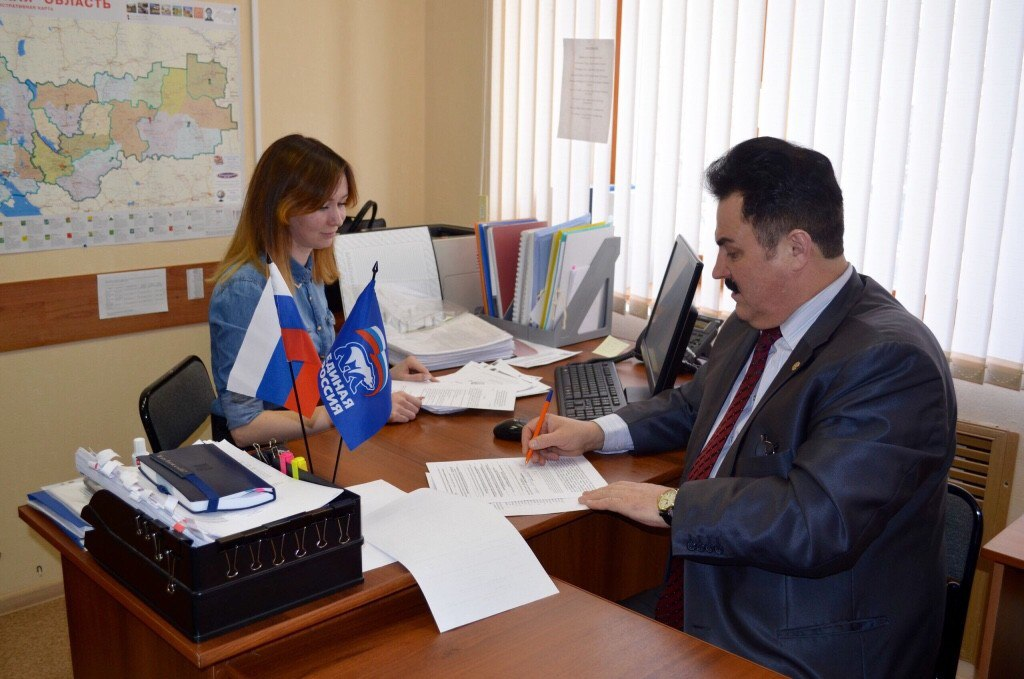 Глава Вологодского района собирается уйти в законодательное собрание