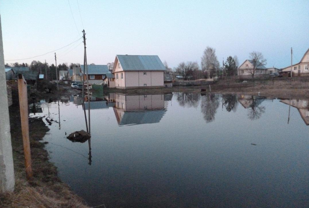 Режим ЧС в Вологодской области продлят до 1 мая