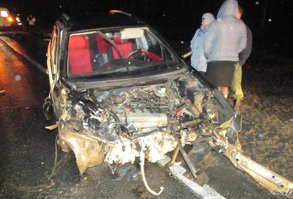 В Сокольском районе в ДТП пострадали три человека